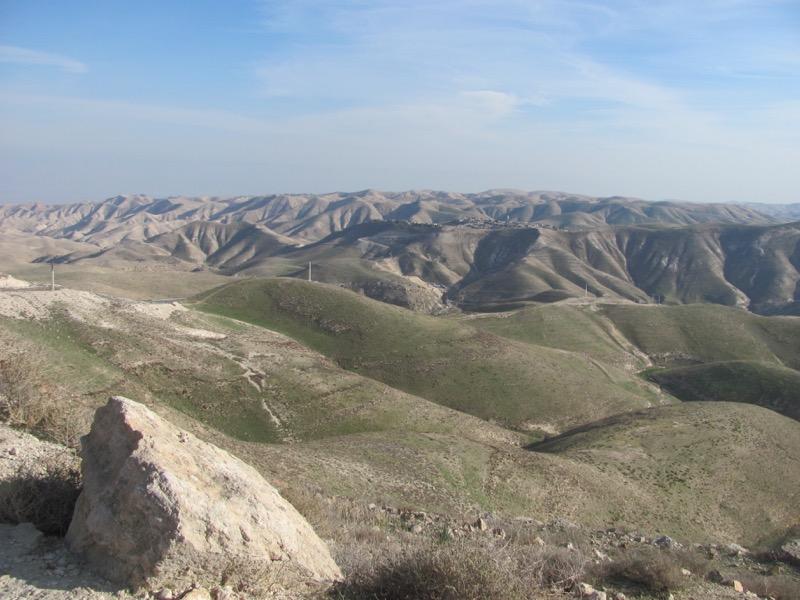 desert of pareth israel tour