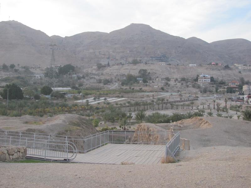 jericho israel tour