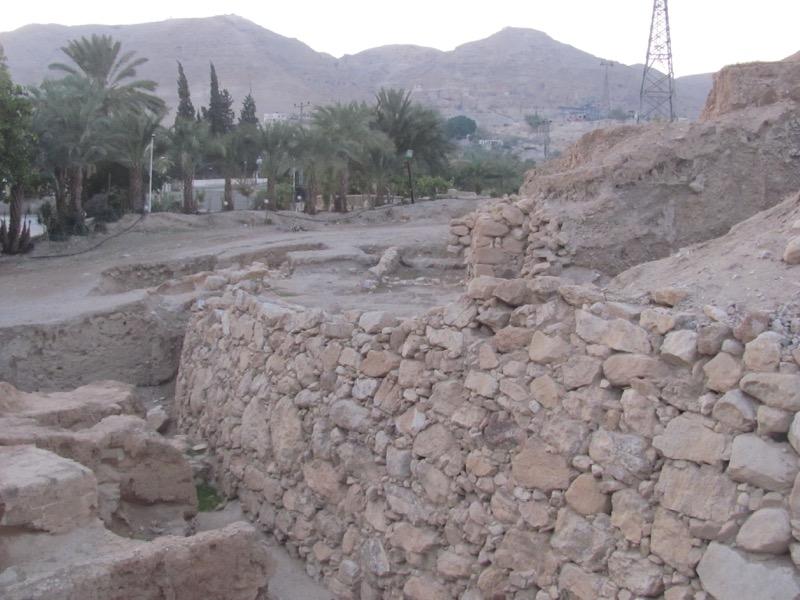 jericho stone walls israel tour