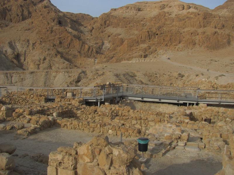 Qumran Israel tour