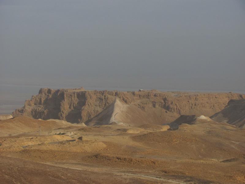 masada israel tour
