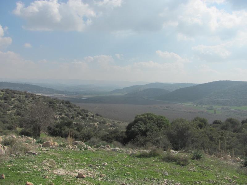elah valley january 2017 israel tour
