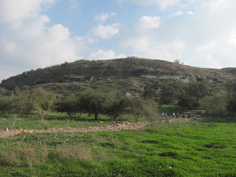 tel es-safi gath january 2017 israel tour