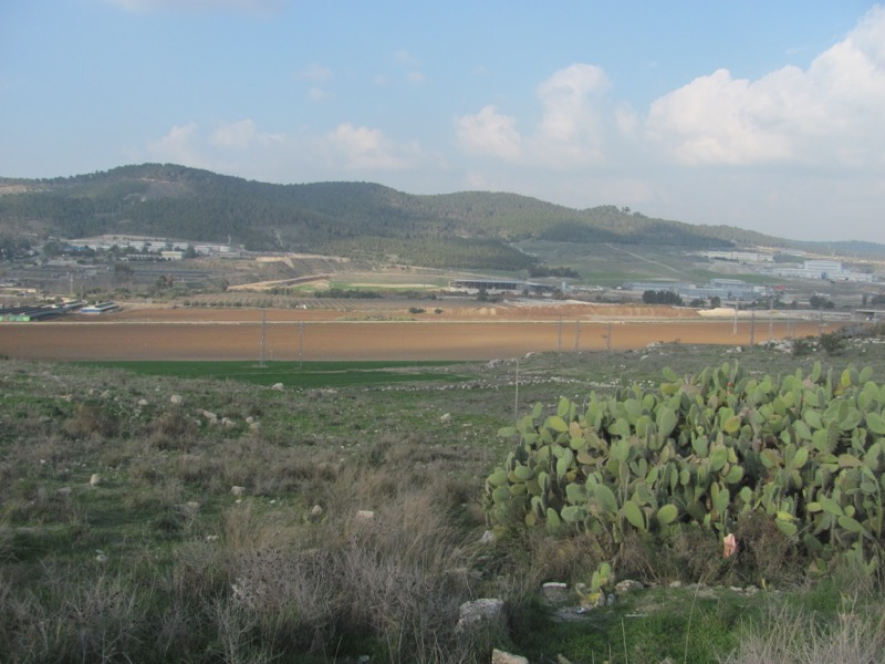 sorek valley january 2017 israel tour