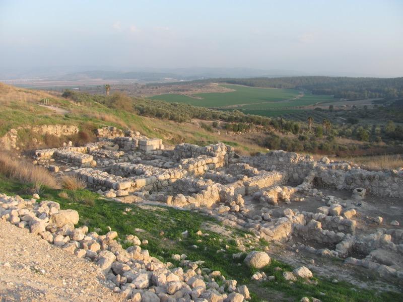 gezer iron age january 2017 israel tour