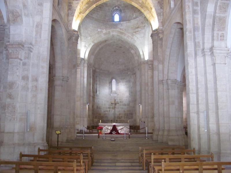 St. Anne's Church Jerusalem January 2017 israel tour