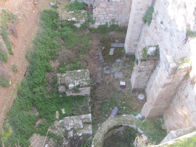Pool of Bethesda Jerusalem January 2017 israel tour