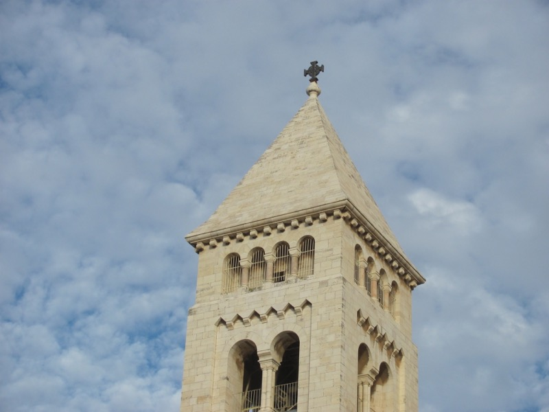 Redeemer Church Jerusalem January 2017 Israel Tour