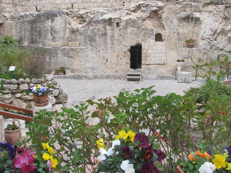 Garden Tomb Jerusalem January 2017 Israel Tour