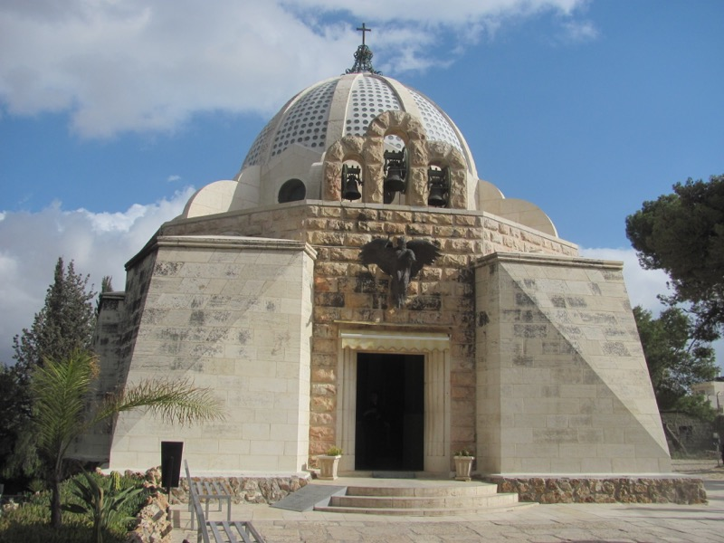 Chapel of the shepherds Janaury 2017 Israel Tour