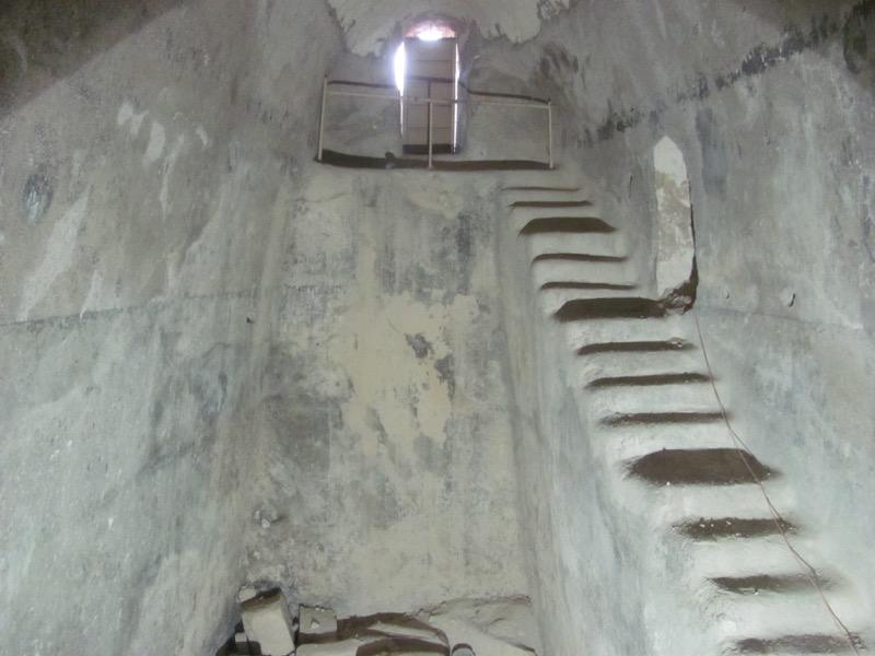 Herodium cistern January 2017 Israel Tour