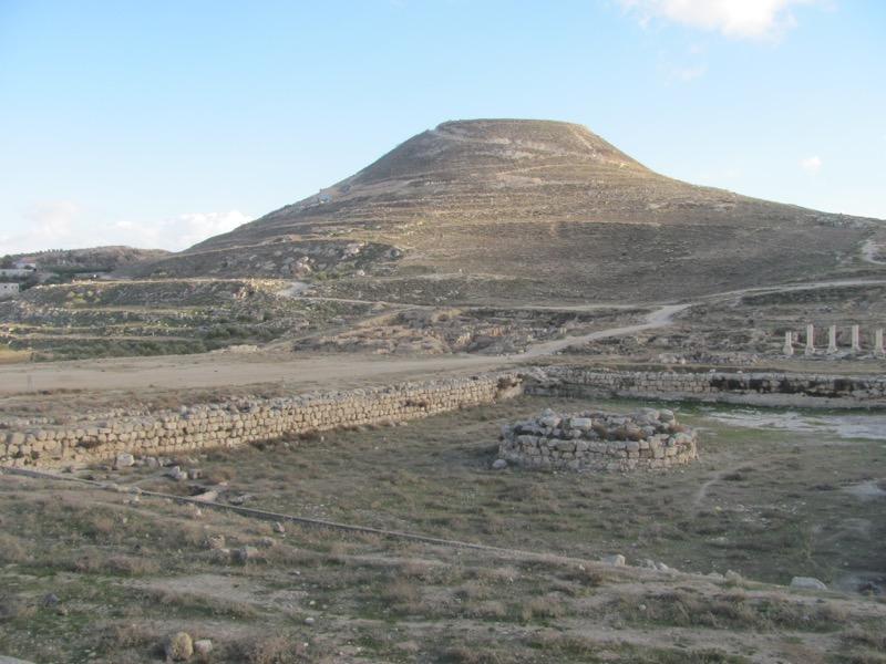Herodium January 2017 Israel Tour