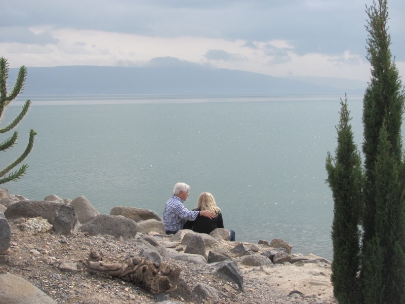 Sea of Galilee January2017 FAM Israel Tour
