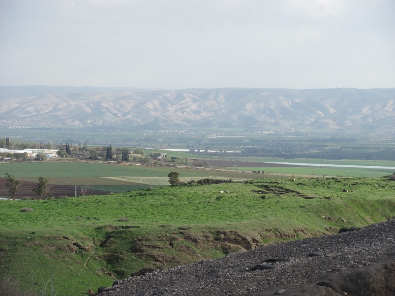 Jordan River Valley January 2017 FAM Israel Tour