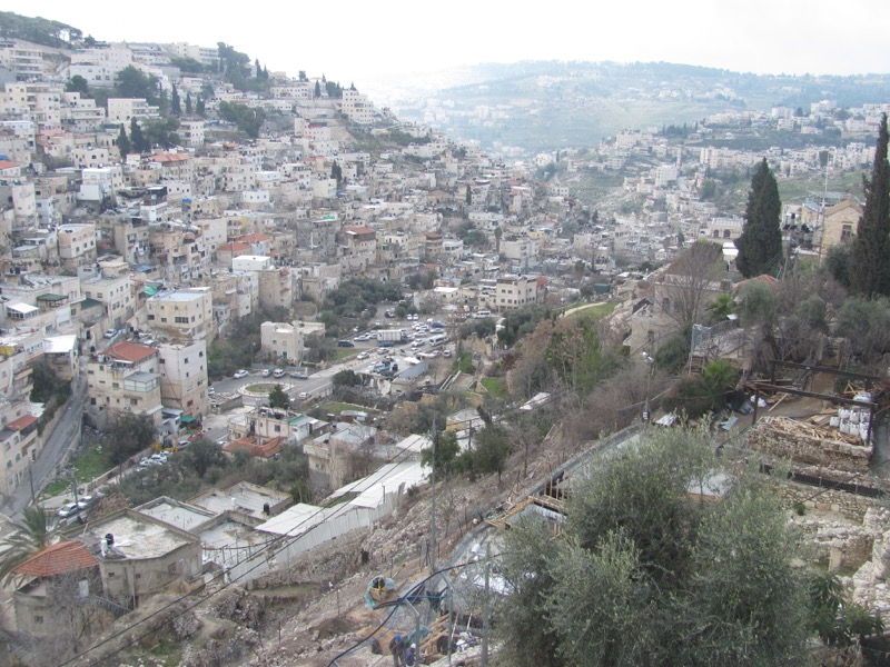 City of David January 2017 FAM Israel Tour