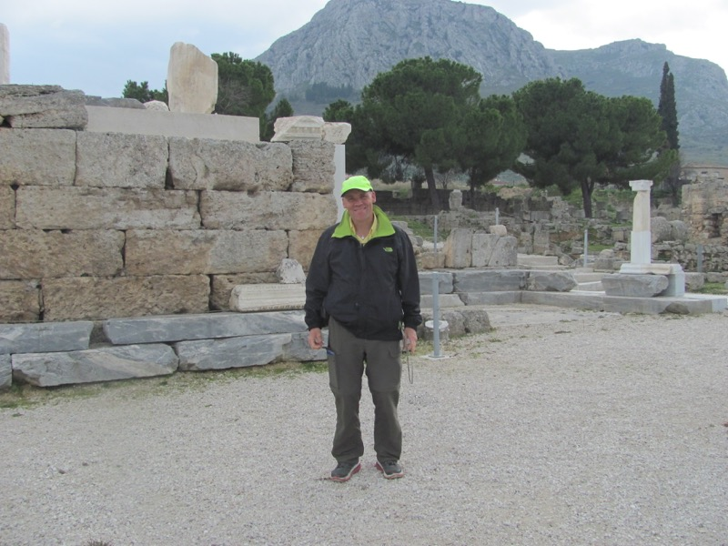 February 2017 Greece Tour Corinth