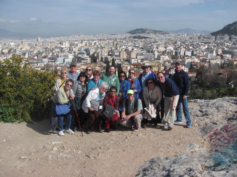 Biblical Greece Tour, February 2017 – Day 8 Summary