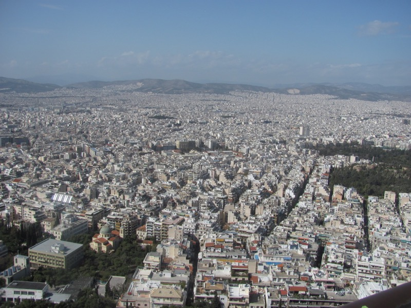 Athens Greece Tour February 2017