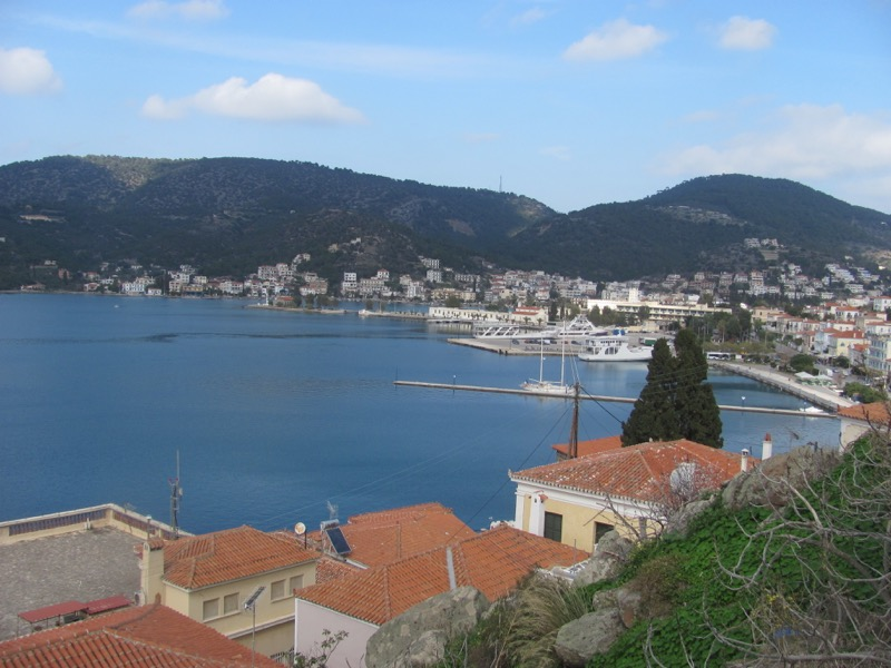 Poros Island Greece Tour February 2017