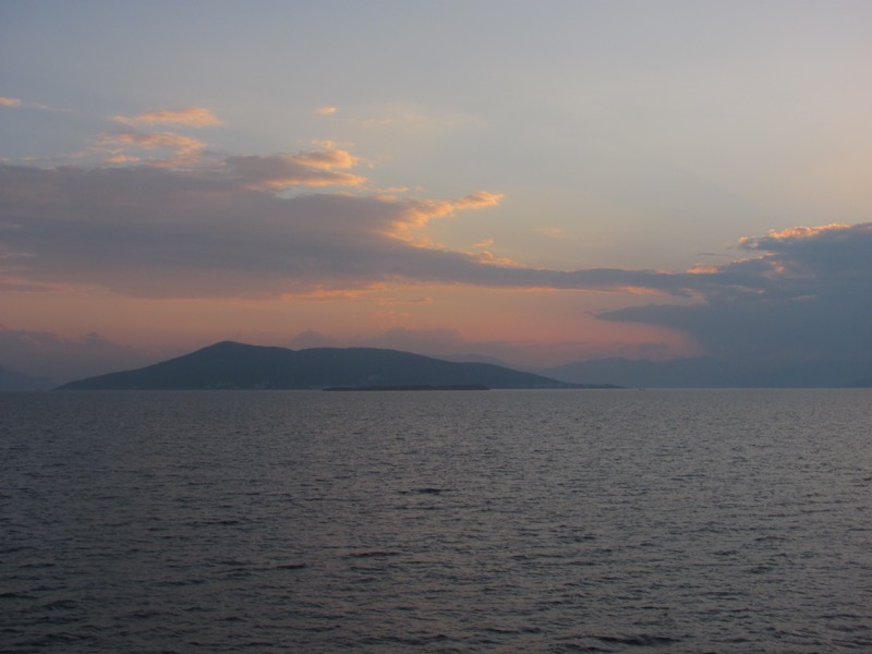 Aegina Island Sunset Greece Tour February 2017