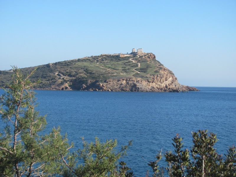 Cape Sounion Greece Greece Tour February 2017