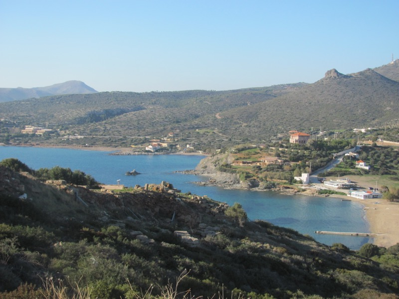 Cape Sounion Greece Tour February 2017