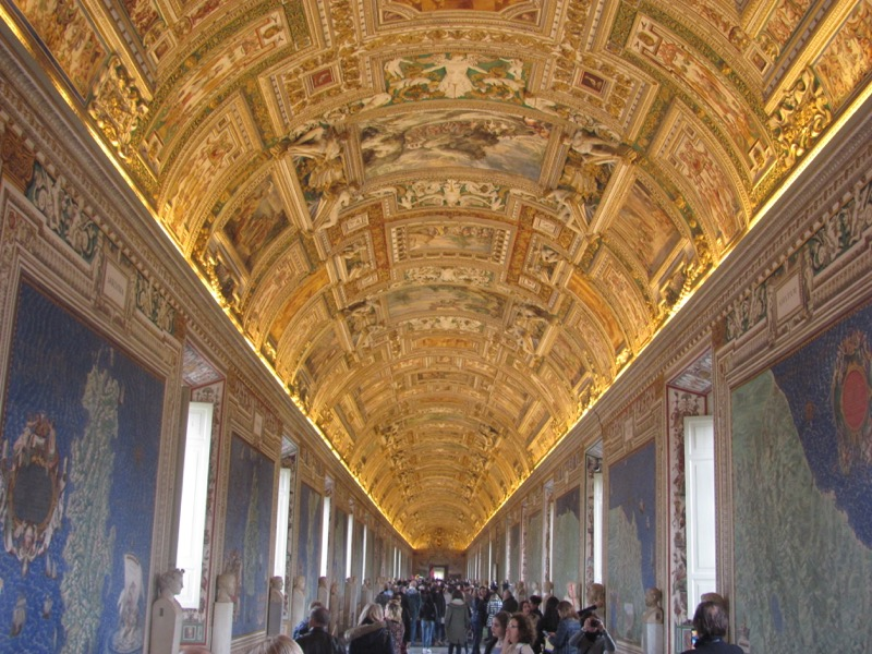 Vatican City Greece-Italy Tour February 2017