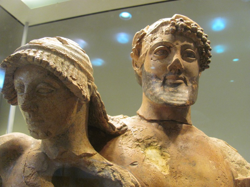 Olympia museum zeus February 2017 Greece Tour