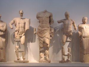 statue of Zeus Olympia