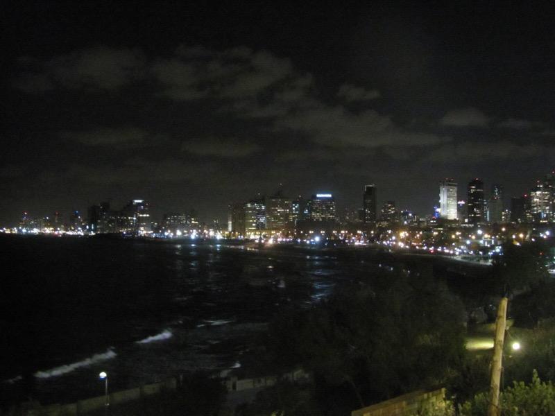 Tel Aviv coastline Israel March 2017 Israel Tour