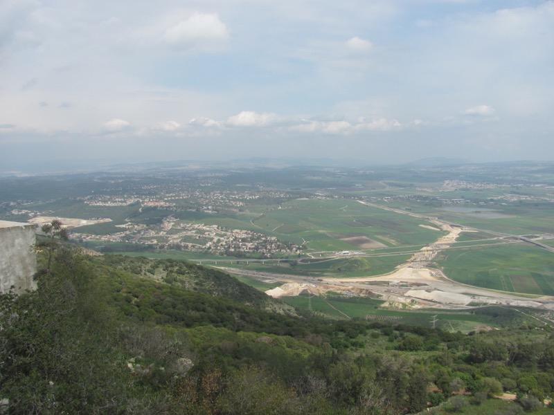 Jezreel Valley Israel March 2017 Israel-Jordan Tour