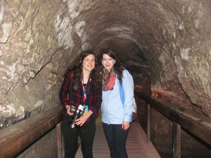Megiddo water system Israel March 2017 Israel-Jordan Tour