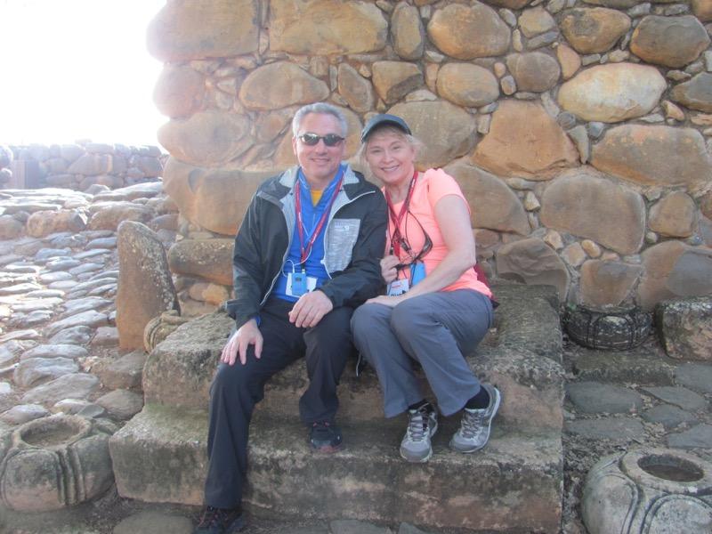 Tel Dan Israel Tour March 2017