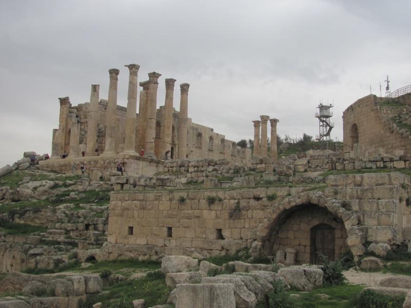 Jerash Jordan Israel-Jordan Tour March 2017