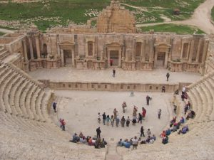 Jerash theater
