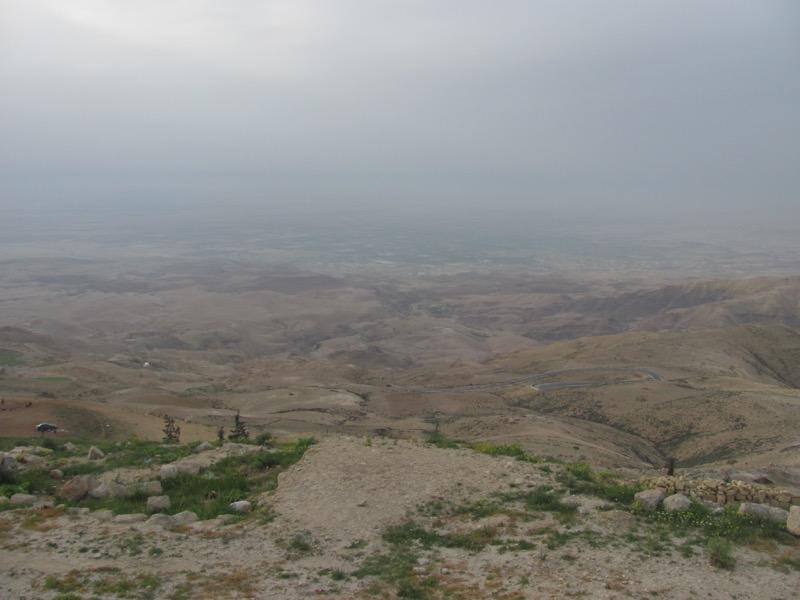 Mt. Nebo Israel-Jordan Tour March 2017