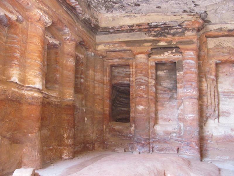 Petra High Place Jordan Israel-Jordan Tour March 2017