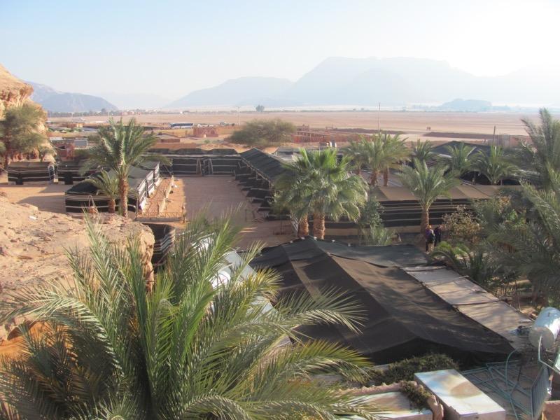 Wadi Rum Israel-Jordan Tour March 2017