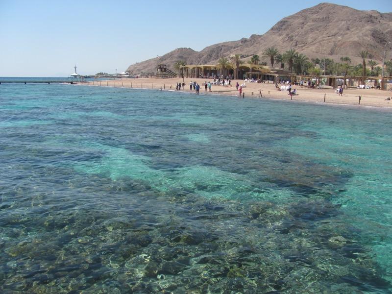 Red Sea Israel-Jordan Tour March 2017