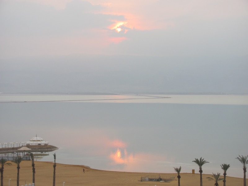 Dead Sea Israel-Jordan Tour March 2017