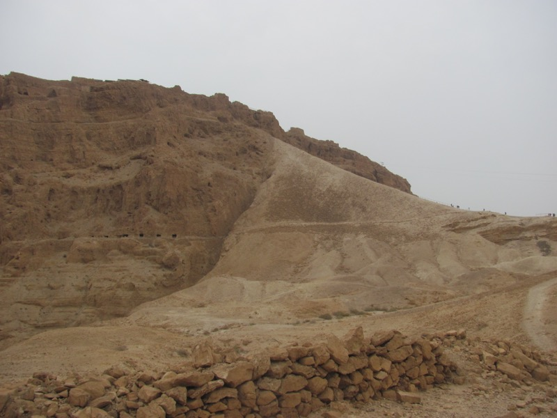 Masada Israel-Jordan Tour March 2017