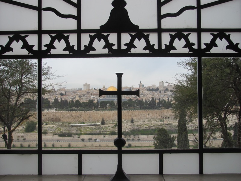 Jerusalem Dominus Flavet Israel-Jordan Tour March 2017