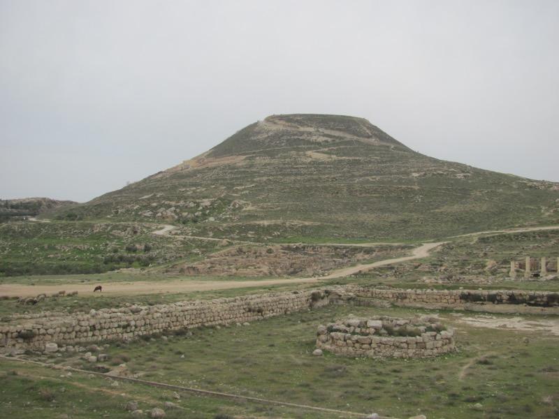 Herodium Israel-Jordan Tour March 2017