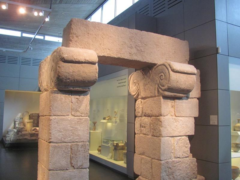 Israel Museum Sifting Jerusalem Israel-Jordan Tour March 2017