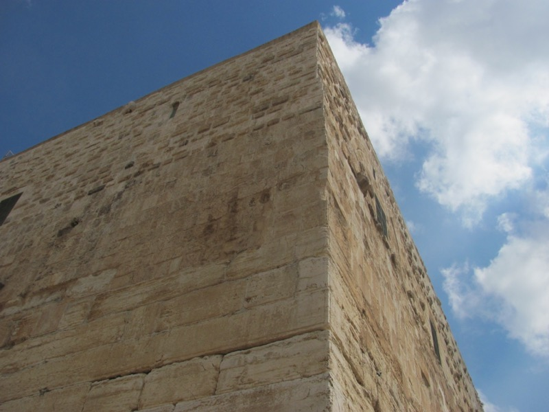 Temple Pinnacle Jerusalem Israel-Jordan Tour March 2017