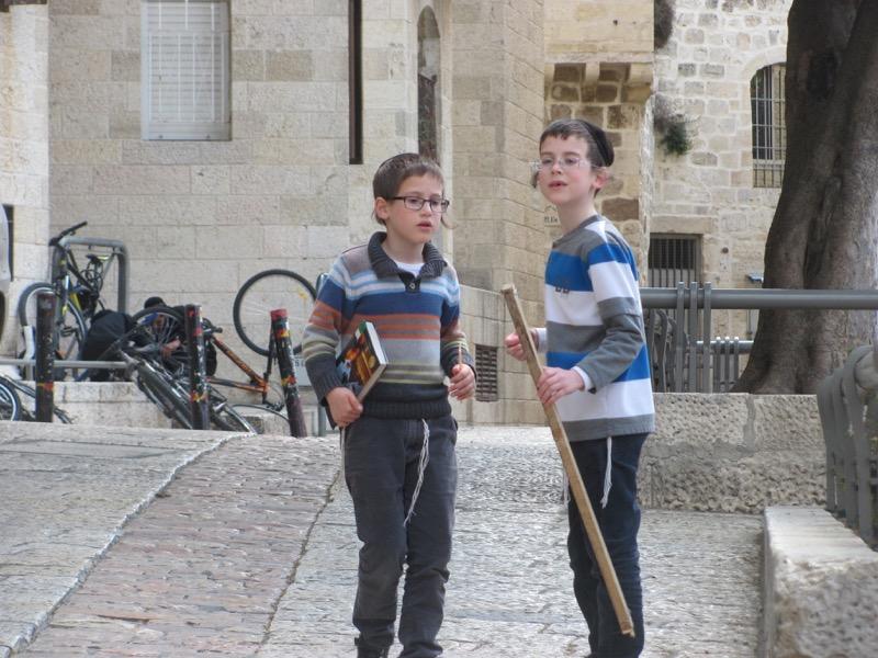 Jewish Quarter Jerusalem Israel-Jordan Tour March 2017