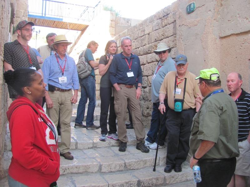 Jaffa April 2017 Israel Tour