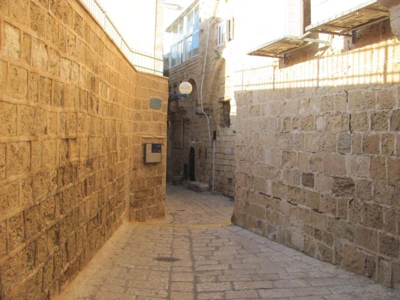 Jaffa - Joppa April 2017 Israel Tour