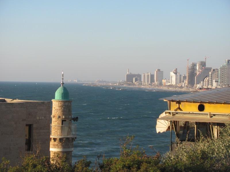 Jaffa - Joppa Tel Aviv Coastline April 2017 Israel Tour