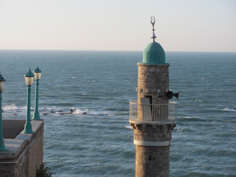 Jaffa - Joppa Tel Aviv Coastline April 2017 Israel Tour